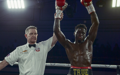 Samuel Antwi heads into English welterweight title fight with Darren Tetley as a happy fighter mtkfightnight ntk global what time start live stream info links channel number ifl tv espn dave coldwell