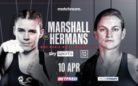 Savannah Marshall makes first defence of WBO Middleweight World Title against European champ betting odds boxrec oddschecker best bets