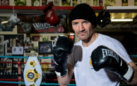 Former World Champion Scott Harrison set to return in 'Behind Closed Doors' event