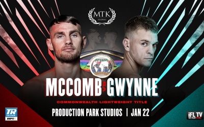 Sean McComb faces Gavin Gwynne for Commonwealth lightweight title fight time date tv schedule undercard venue channel where to watch pro record prediction betting odds preview oddschecker who wins why tale of the tape