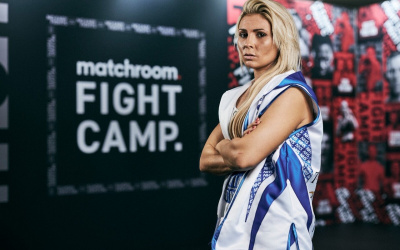 Shannon Courtenay knows people are picking Rachel Ball to win their fight and aims to prove them wrong