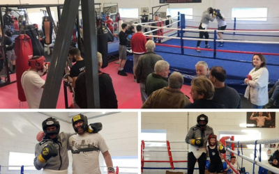 Tommy Langford fundraiser