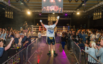 Undefeated Commonwealth champion Stacey Copeland retires