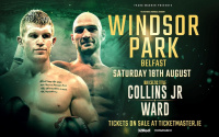Steven Ward vs Steve Collins Jr