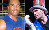 Both Tyson Fury and trainer Sugar Hil Steward are looking for KO against Deontay Wilder