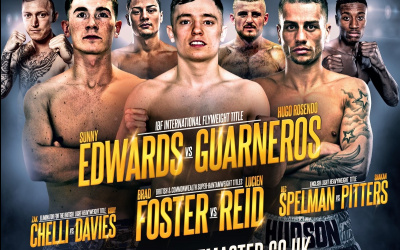 Sunny Edwards vs Hugo Rosendo Guarneros