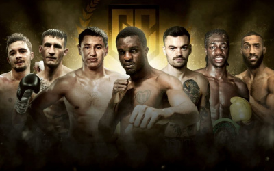 Date revealed for quarter-finals of the super-lightweight Golden Contract tournament