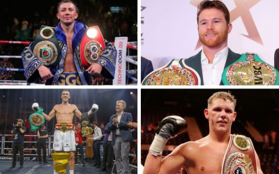 canelo super-middleweight callum smith ggg Golovkin billy joe saunders