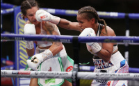 Tasha Jonas scoops up two awards in Ring Magazine's Women's Boxing Awards