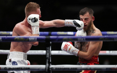 Sam Eggington vs Ted Cheeseman LIVE results round by round who won report james tennyson gavin gwynne full fight fabio wardley simon vallily dalton smith nathan bennett jordan gill reece bellotti