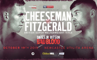 Devastated Ted Cheeseman fuming at Scott Fitzgerald defeat