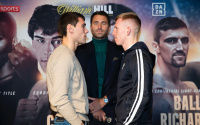 Ted Cheeseman vs Sergio Garcia