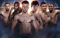 Ted Cheeseman vs Sergio Garcia results