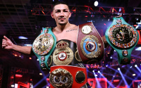Winner of Lee Selby vs George Kambosos Jr will get first shot at Teofimo Lopez preview tale of the tape who wins predictions tv channel fight date time live stream
