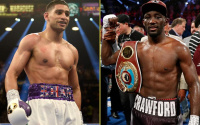 Predictions for Terence Crawford vs Amir Khan