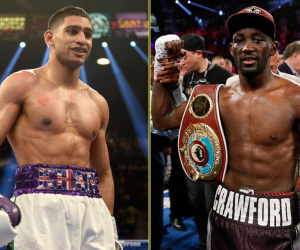 Terence Crawford vs Amir Khan fight time, date, TV channel, undercard, schedule, venue, betting odds and live stream details