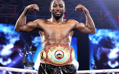 Top Rank announce viewership figures for Terence Crawford vs Kell Brook live stream links highlights world title fight wbo welterweight pro career record sheffield retirement retires boxrec how many views