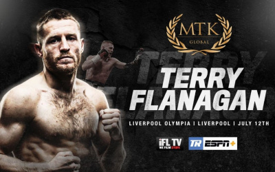 Terry Flanagan MTK