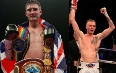 Tommy Langford v Jack Arnfield