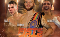 Tommy Frank WBC International Silver Super Flyweight Title