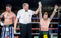 Tommy Langford Jason Welborn rematch