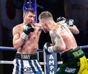 Tommy Langford v Jason Welborn