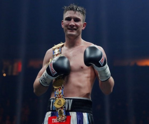 Tommy Langford super-middleweight