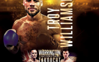 Troy Williamson vs Fouad El Massoudi WBO European super-welterweight championship