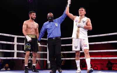 Tursynbay Kulakhmet promises to show fans high quality boxing in UK debut against Macaulay McGowan mtk global ifl what time start tv channel ringwalks