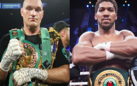 Promoter Bob Arum begins talks to stage Tyson Fury vs Anthony Joshua eddie hearn wembley venue fight date tv channel time bookies odds best bets betting oddschecker tale of the tape