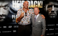Frank Warren releases statement on farmer's allegations of Tyson Fury failed drug test