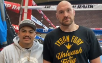 Jorge Capetillo tyson fury lends money helps out financially charity work paris