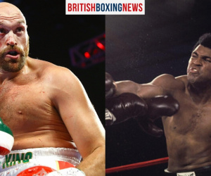RJJ Roy Jones Jr Boxing legend likens Tyson Fury to Muhammad Ali