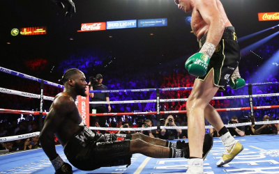 Tyson Fury wins! Deontay Wilder retires in seventh round who won result full report