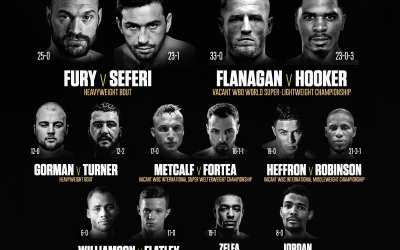 Sefer Seferi vs Tyson Fury