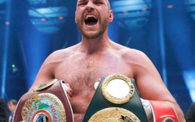 Tyson Fury returns