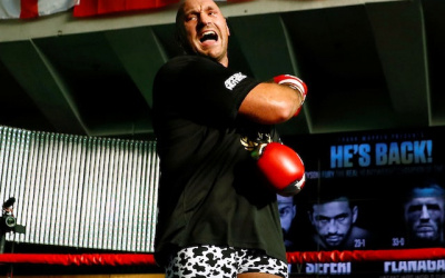 Tyson Fury undeserving of criticism for opponent choices