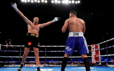 Tyson Fury next fight, opponent, date and venue revealed