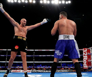 Tyson Fury vs Otto Wallin confirmed