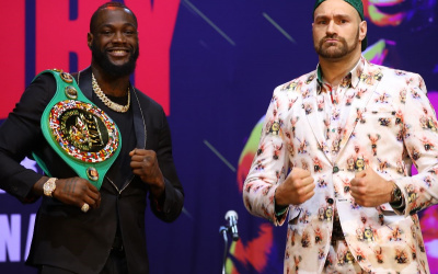 Deontay Wilder vs Tyson Fury 2 rematch press conference
