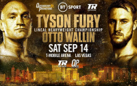 Tyson Fury vs Otto Wallin fight time, date, TV channel, undercard, schedule, venue, betting odds and live stream details