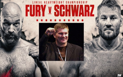Tyson Fury vs Tom Schwarz preview