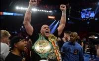 Tyson Fury WBC best heavyweight in the world contenders