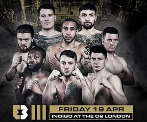 Ultimate Boxxer 5 fight time, date, TV channel, undercard, schedule, venue, betting odds and live stream details