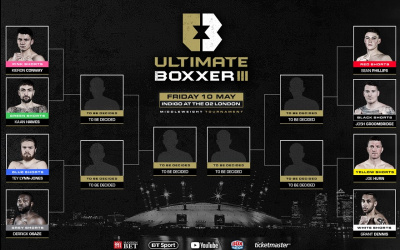 Ultimate Boxxer 3 draw