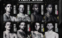 Ultimate Boxxer 5 super welterweights