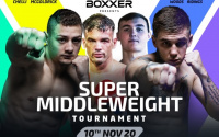 Harry Woods becomes a late addition to Ultimate Boxxer 7 super-middleweights tournament zak chelli ben ridings bt sport what time start itv 4 channel ringwalks mike mcgoldrick who is the favourite