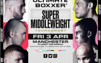 Ultimate Boxxer 7 super middleweight boxers revealed who's in it