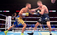 Vasiliy Lomachenko vs Luke Campbell reactions