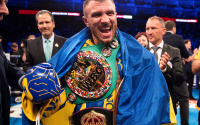 Connor Parker drawing inspiration from Vasyl Lomachenko ahead of fight with Sam Maxwell